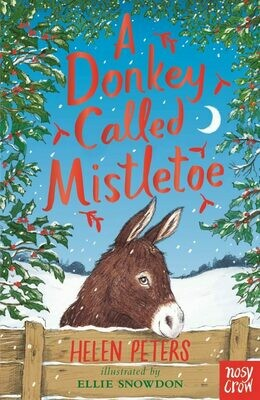 A Donkey called Mistletoe by Helen Peters and illustrated by Ellie Snowdon