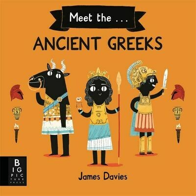 Meet the Ancient Greeks by James Davies