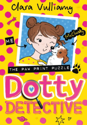 Dotty Detective: The Paw Print Puzzle