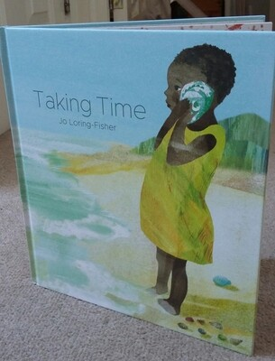 Taking Time Jo Long Fisher (hardback)