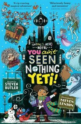 Suzy: You Ain't Seen Nothing Yeti