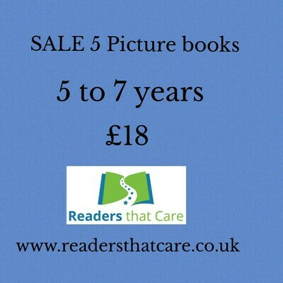 Picture Book Sale - 5 books (chosen from selection)