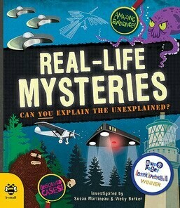 Real Life Mysteries (some marks and creases on cover)