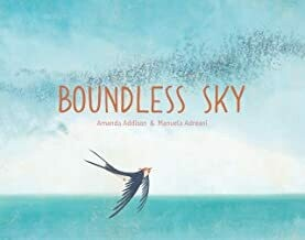 Boundless Sky by Amanda Addison and Mauela Adreani (hardback)