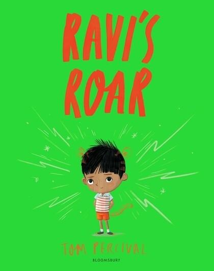Rav's Roar by Tom Percival