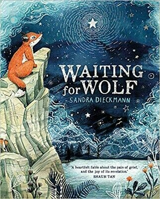 Waiting for Wolf by Sandra Dieckmann (hardback)
