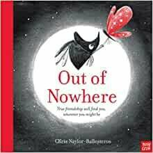 Out of Nowhere by Chris Naylor-Ballesteros (Pre-Order arriving 25th Jan)