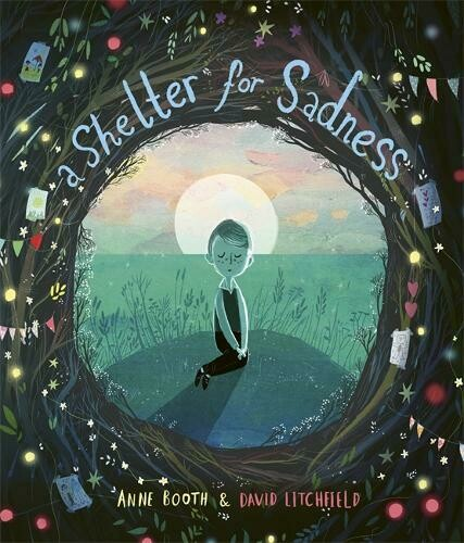 Pre-Order: A Shelter for Sadness by Anne Booth and David Litchfied