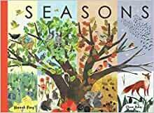 Seasons Hannah Pang and Clover Robin