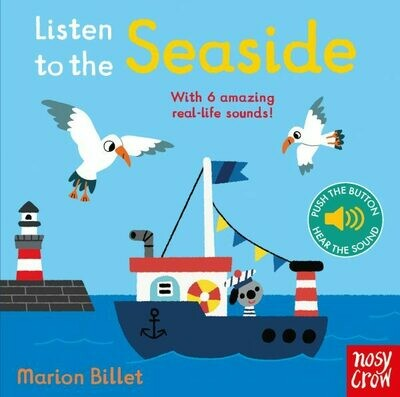 Listen to the Seaside (with 6 real life sounds)