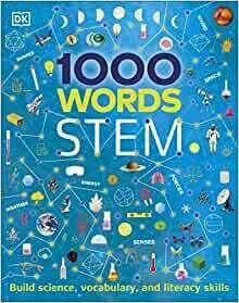 1000 Words STEM by Jules Pottle