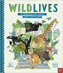 Liz: Wild Lives, Kitty and the Treetop