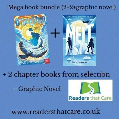 Pre-Order: Mega Book Bundle: Otherland  and Melt + 2 chapter books from selection + graphic novel