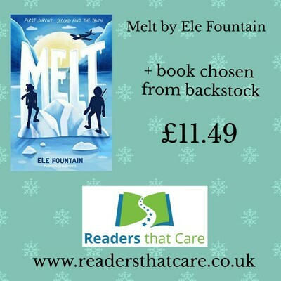 Melt by Ele Fountain + chapter book chosen from selection