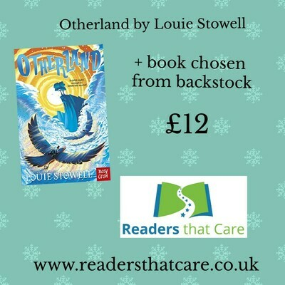 Otherland by Louie Stowell + chapter book chosen from selection