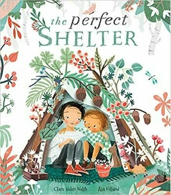 Order: The Perfect Shelter by Clare Helen Welsh and Asa Gilland (Sibling who is ill)