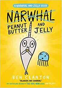 Narwhal Peanut Butter and Jelly