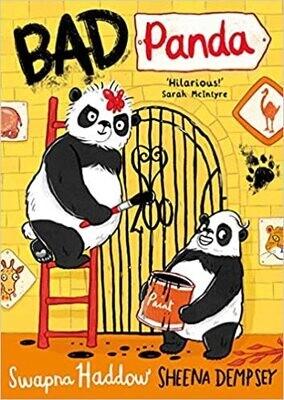 Bad Panda by Swapna Haddow and Sheena Dempsey