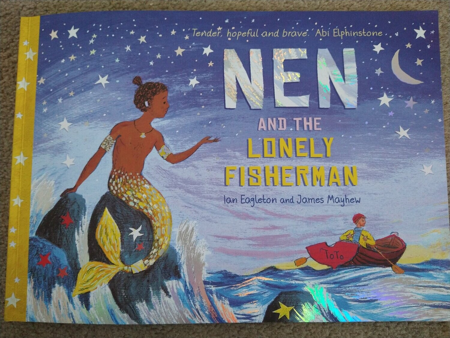 Order: Nen and the Lonely Fisherman by Ian Eagleton and James Mayhew