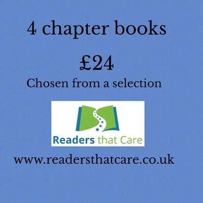 Chapter books for 8 to 12 years