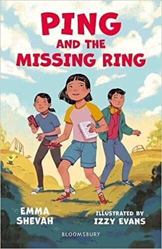 Ping and the Missing Ring by Emma Shevah and Izzy Evans