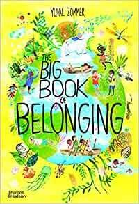 Pre-Order: The Big Book of Belonging: by Yuval Zommer