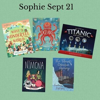 Sophie: 5 book bundle