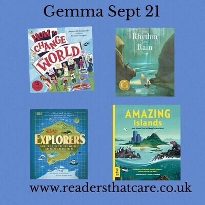 Gemma: 4 Book Bundle