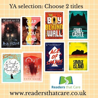 Order: Two Young Adult Books