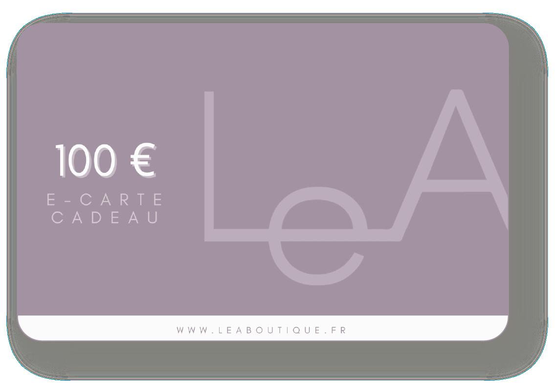 E-CARD LeA Boutique