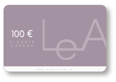 E-CARD LeA Boutique