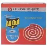 All Out Anti Dengue Coil 14 pcs