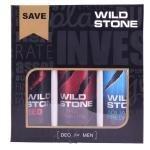 Wild Stone Deodorant for Men 150 ml (Buy 2 Get 1 Free)