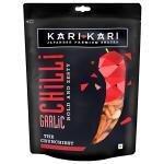 Kari Kari Chilli Garlic Snacks 135 g