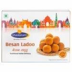 Ghasitaram Besan Laddu 200 g (Carton)