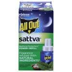 All Out Sattva Power+ Mosquito Repellent Refill 45 ml