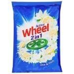 Active Wheel Lemon & Jasmine Detergent Powder 155 g
