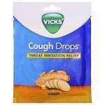 Vicks Ginger Cough Drops 20 pcs