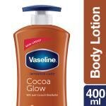 Vaseline Intensive Care Cocoa Glow Lotion for Dull & Dry Skin 400 ml