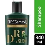 Tresemme Pro Collection Botanique Detox & Restore Paraben Free Shampoo 340 ml