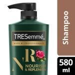 Tresemme Expert Selection Botanique Nourish & Replenish Paraben Free Shampoo 580 ml