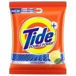 Tide Plus Lemon & Mint Detergent Powder 500 g