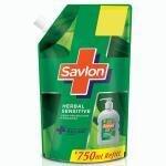 Savlon Herbal Sensitive Handwash Refill 750 ml