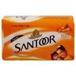 Santoor Sandal & Turmeric Soap 100 g