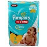 Pampers Baby Dry Pants (S) 56 count (4 - 8 kg)