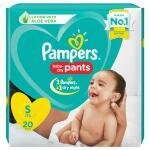 Pampers Baby Dry Pants (S) 20 count (4 - 8 kg)