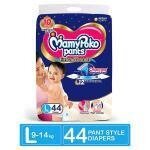 MamyPoko Extra Absorb Pants (L) 44 count (9 - 14 kg)