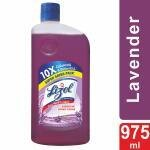 Lizol Lavender Disinfectant Surface Cleaner 975 ml