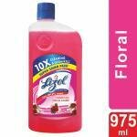 Lizol Floral Disinfectant Surface Cleaner 975 ml