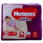Huggies Wonder Pants (M) 76 count (7- 12 kg)